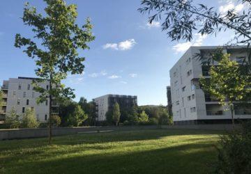 Quartier La Courrouze Rennes