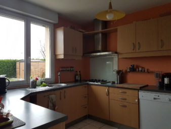 Maison à vendre Irodouer 5 pièce(s) 100 m² terrain 504 m²