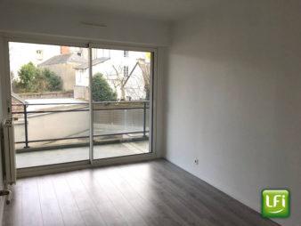 Appartement T3 – Rennes Fac de Droit – Terrasse – 76.40 m2