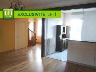 Appartement T 3/4 à vendre, Thabor