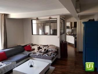 Appartement Liffre 5 pièce(s) 99 m²