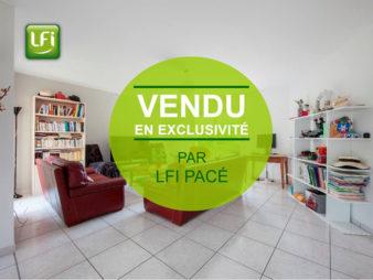 Maison de type 6 à vendre à Pacé – 150 m2 – 15min de Rennes