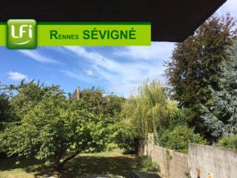 Appartement Rennes 3 pièce(s) 61.66 m2