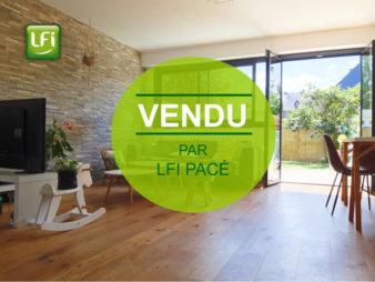 Maison à vendre à Pace – 4 pièces – 85 m2 – 10 min de Rennes