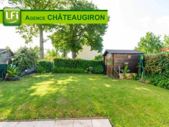 Maison avec 4 chambres – Chateaubourg – 20min de Rennes.