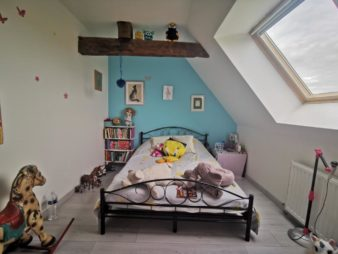 Longère avec 4 chambres – Aux portes de Rennes