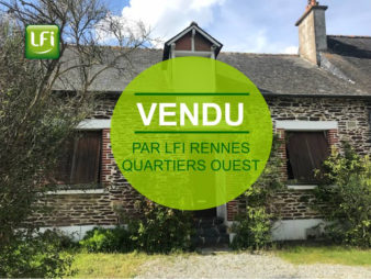 Maison en campagne proche Cleunay