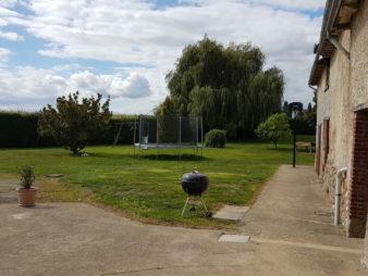 Longère à vendre La Chapelle Du Lou Du Lac 6 pièces 140 m2