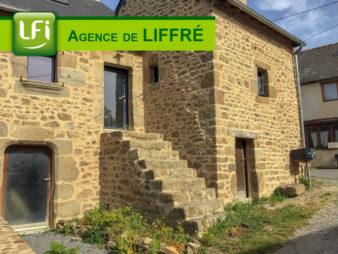Maison Mezieres Sur Couesnon 4 pièce(s)