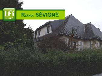 Maison Rennes 7 pièces 140 m2