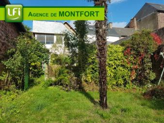 A vendre Maison Montfort centre historique Sur Meu