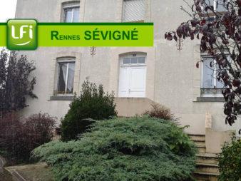 Appartement Rennes 2 pièce(s) 24 m2