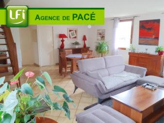 Appartement à vendre à Pacé – 4 pièces 92.48 m2 – 10 min de Rennes