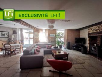Maison de bourg – 7 min de Châteaugiron – 25 min de Rennes