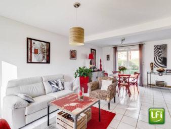 A vendre Maison Breteil centre 5 pièces