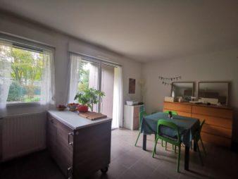 Appartement 3 chambres avec jardin et terrasse – Châteaugiron – 20 min de RENNES