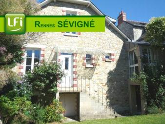 Maison T6 de 120 m² à louer, Sévigné