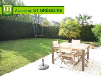 Maison Saint Gregoire 6 pièce(s)