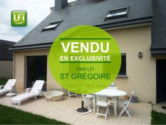 Maison T 7/8, St Grégoire