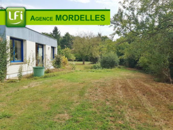 Maison à 5 mn de Mordelles, 6 pièces 155 m2