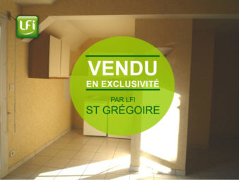 Appartement T2, Montgermont