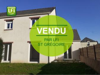 Maison La Meziere 6 pièce(s) 107 m2