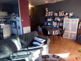 Appartement Montgermont 3 pièce(s) 65 m2