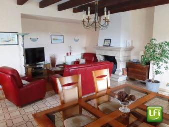 Maison La Chapelle Des Fougeretz 7 pièce(s) 150 m2