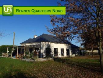 Maison T8 à vendre, Rennes Patton