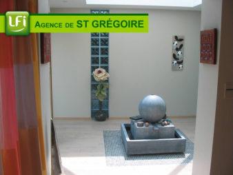 Maison T7 /8 à louer, St Grégoire