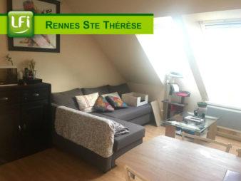 Appartement T2 à louer, Ste Thérèse