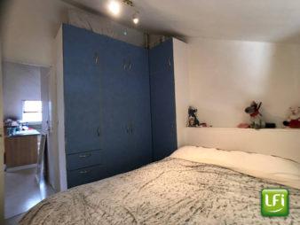 Appartement T2, 35 m² – 317 € HC