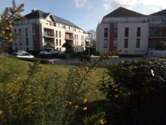 Appartement Saint Gregoire 3 pièce(s)