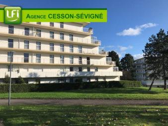 EXCLUSIVITÉ Appartement T4 – Cesson-sévigné