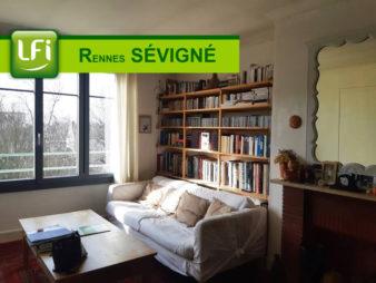 Appartement Rennes 3 pièce(s) 75 m2