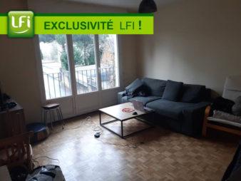 Appartement T2 à vendre, Rennes rue de Fougères
