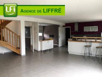 Maison Liffre 4 pièce(s) 118 m2