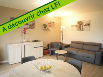 Appartement Montgermont 1 pièce(s) 31 m2