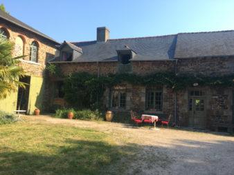 A vendre Maison Monterfil (15 mn de Rennes)  460 m2