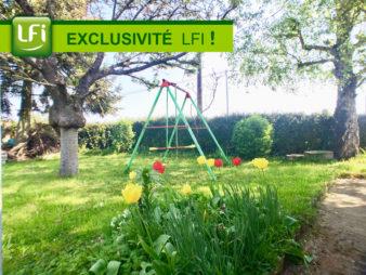 Abris de jardin viabilisé sur terrain de loisir à Cintré!