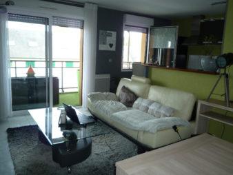 Mordelles centre: Appartement – 3 pièce(s) – 59 m2, Idéal investisseur !
