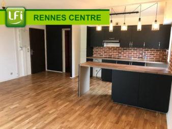 Appartement Rennes 3 pièces à louer