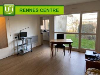 Appartement Rennes – Mail François Mitterrand 1 pièce(s) 30.33 m2