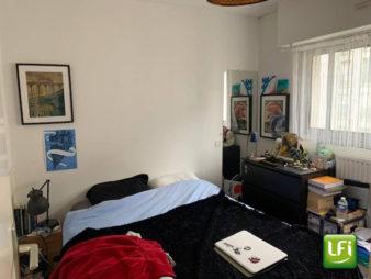 Appartement Type 1 bis avec place de parking couvert – quartier St Hélier
