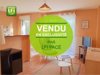 Appartement T2 à vendre à Pacé – 10min de Rennes