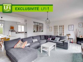 Maison de 181m² – 8 pièces à vendre à Pacé – 10min de Rennes