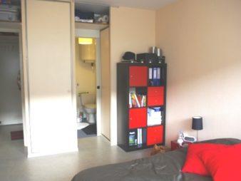 Appartement Studio à louer, Bruz, non meublé