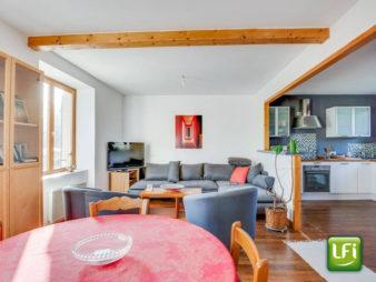Appartement T3 en duplex – 62 m² – 10 min de Rennes