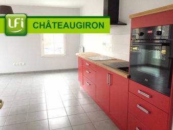 Appartement Châteaugiron 3 pièces, 60,50 m2