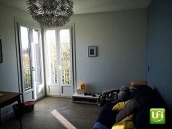 Appartement Rennes Jeanne d'Arc